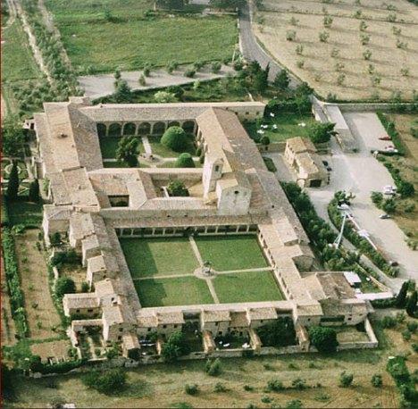 La Certosa di Pontignano