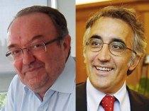 Paolo Morello Marchese e Angelo Riccaboni