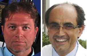 Raffaele Ascheri e Felice Petraglia