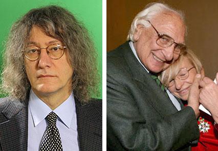 Gianroberto Casaleggio - Marco Pannella - Emma Bonino