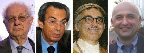 Luigi Berlinguer - Piero Tosi - Angelo Riccaboni (Gil Cagnè) - Francesco Frati