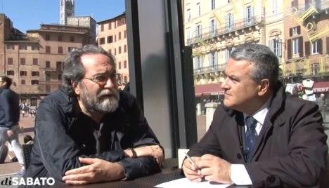 Pierluigi Piccini e Daniele Magrini
