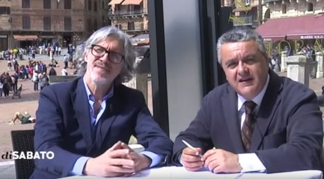Enrico Tucci e Daniele Magrini