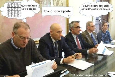 Marco Tomasi-Francesco Frati-Angelo Riccaboni-Roberto Morrocchi-Franco Galardi